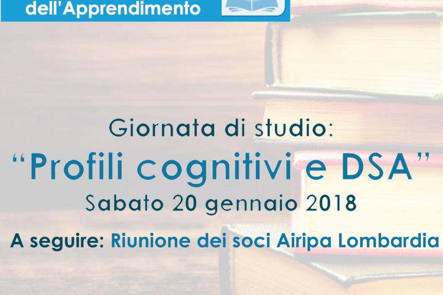 Giornata di Studio – Profili Cognitivi e DSA