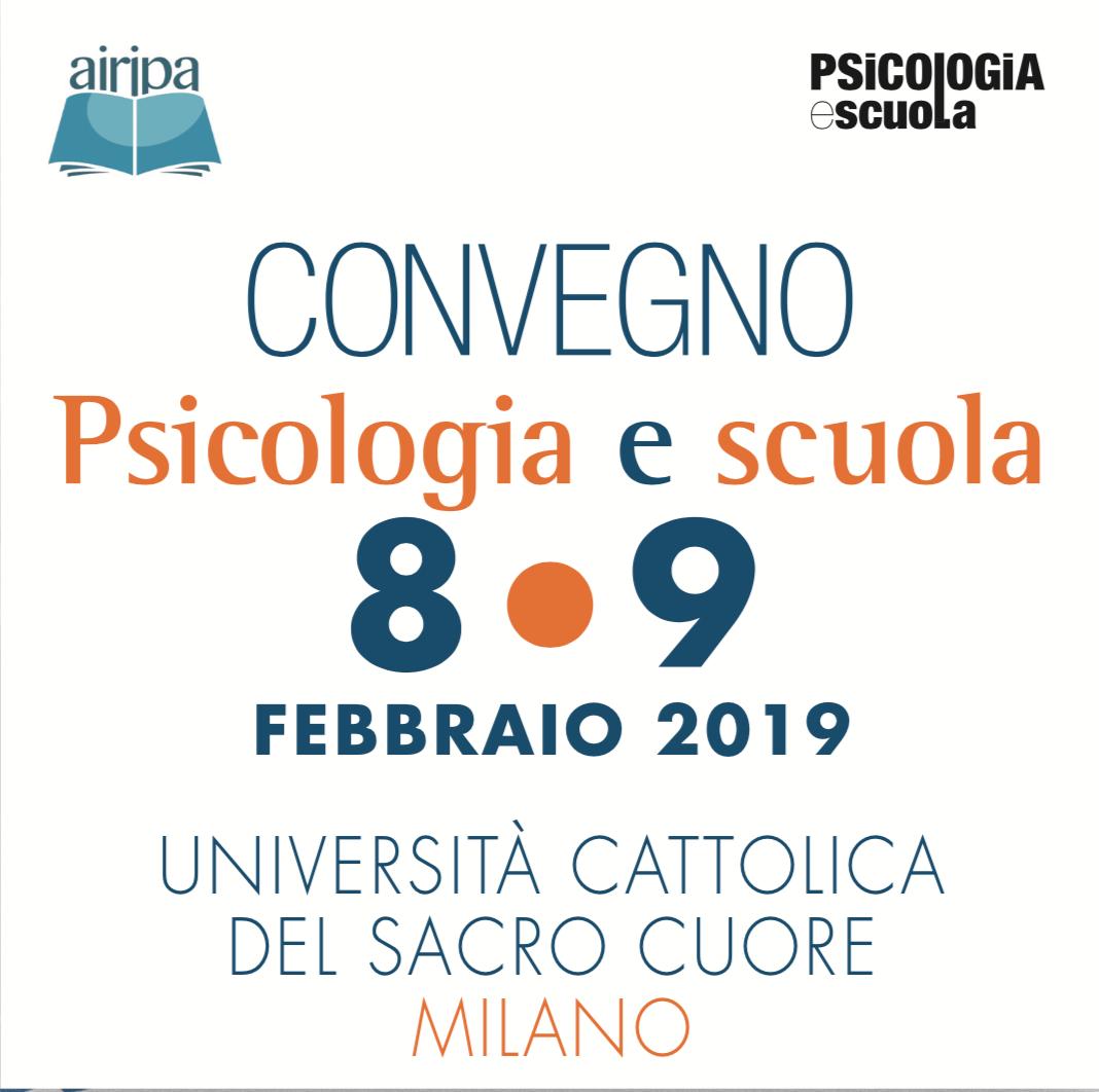 Convegno Psicologia e Scuola