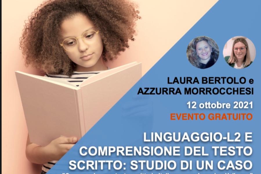 Linguaggio-L2 e comprensione del testo scritto: studio di un caso