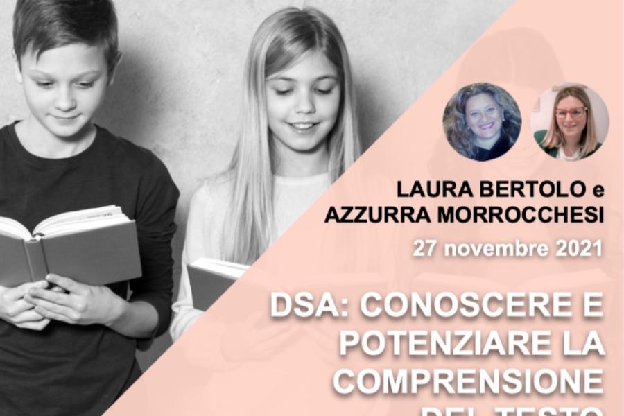 DSA: Conoscere e potenziare la comprensione del testo